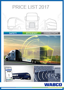Wabco parts catalogue